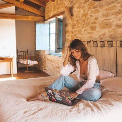 wildflowermood Come diventare nomade digitale Copertina